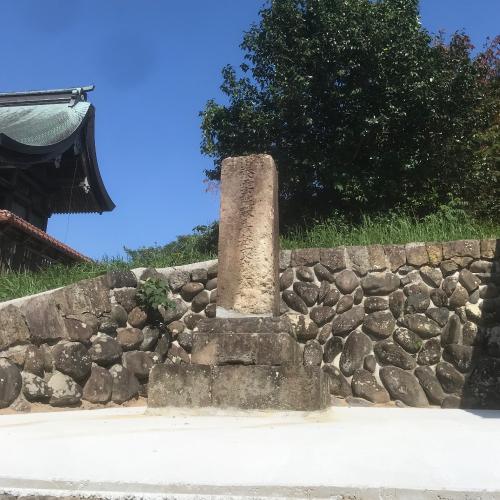 井戸平左衛門頌徳碑